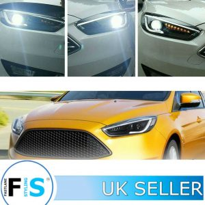 FORD FOCUS MK3 RS ST HEAD LIGHTS LAMPS