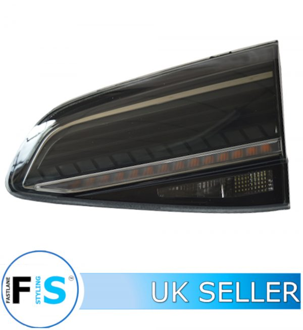 VW GOLF MK7 REAR TAIL LIGHTS DYNAMIC INDICATORS