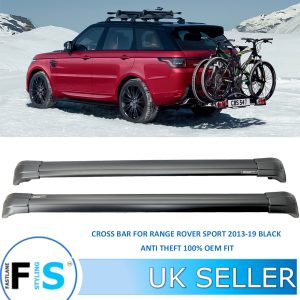 LAND RANGE ROVER SPORT L494 & VOGUE L405 ROOF RAIL CROSS BARS