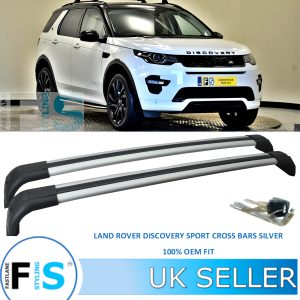 LAND ROVER DISCOVERY SPORT L550 LOCKABLE ROOF CROSS BARS