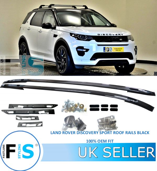 LAND ROVER DISCOVERY SPORT 2015+ ROOF RAILS BARS